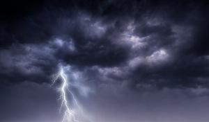 72 dpi - Lightning storm