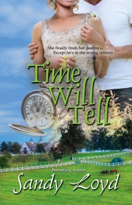 TIME WILL TELL - Front Cover (for Kobo and Book Interior)