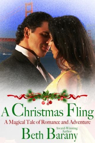 A CHRISTMAS FLING by Beth Barany-400x600